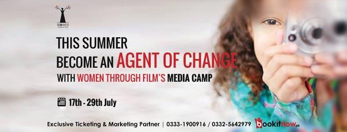 Agents of Change Media Camp