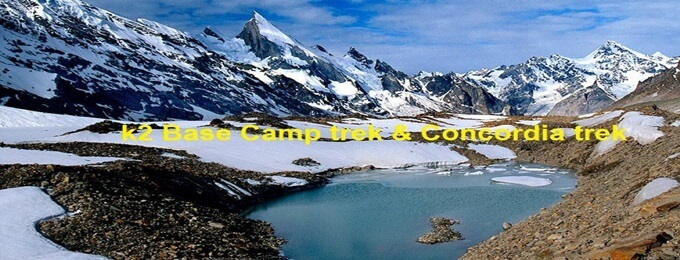 k2 base camp trek itinerary