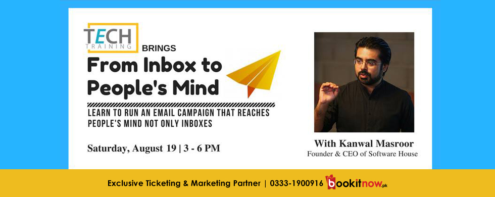 tech training 2: from inbox to people's mind