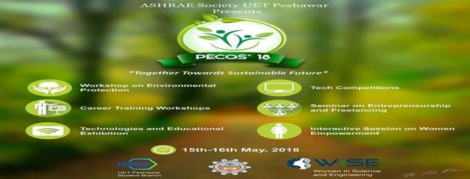 ashrae's pecos'18 (peshawar eco summit '18)