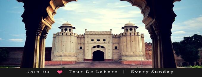 tour de lahore | history by day