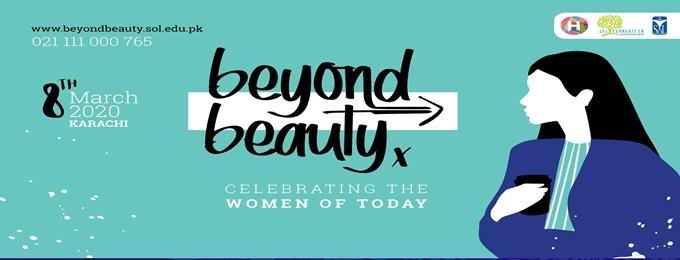 beyond beauty x - celebrating women of today