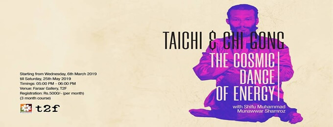 taichi & chi gong workshop: the cosmic dance of energy