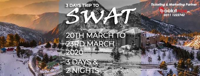 3 Days Trip to Swat