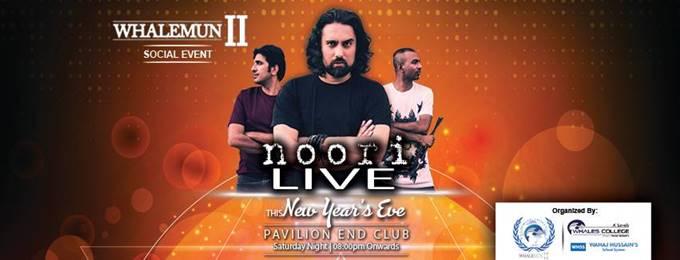 Whalemun II presents: Noori Live in Concert karachi