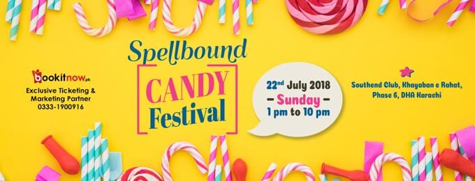 spellbound candy festival - 2018