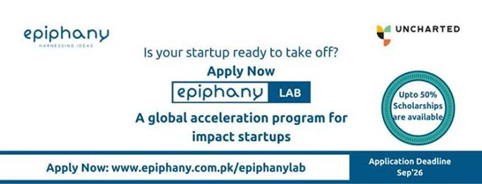 Epiphany Lab in partnership with Uncharted