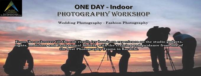 one day - photography workshop