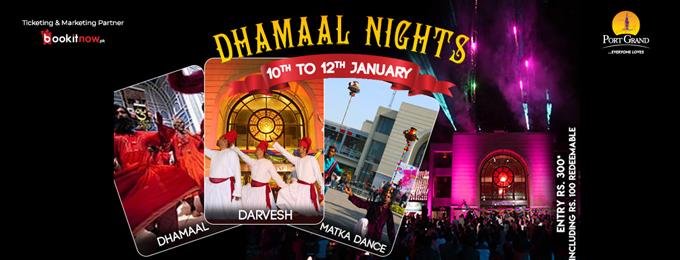 Dhmaal Nights