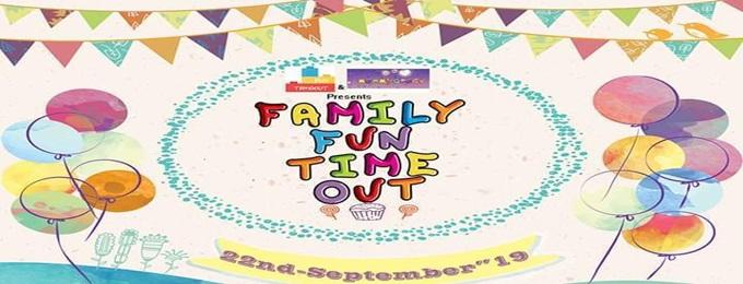 family fun timeout!
