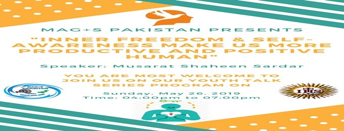 mag+s pakistan youth talk series, may-2019