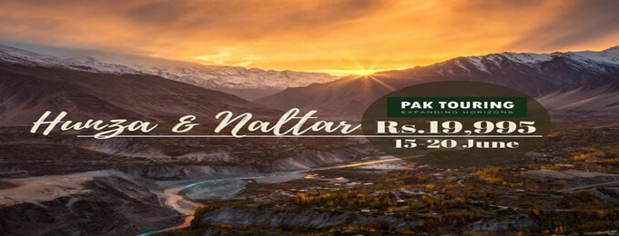 budget trip to hunza and naltar valley