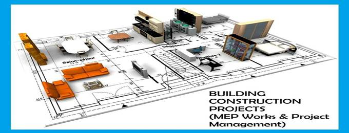 Building Construction Projects (MEP & Project Management