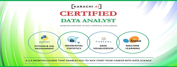 karachi ai : certified data analyst training | batch 4