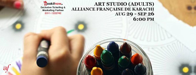 art studio (adults)