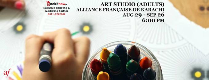 Art Studio (Adults)