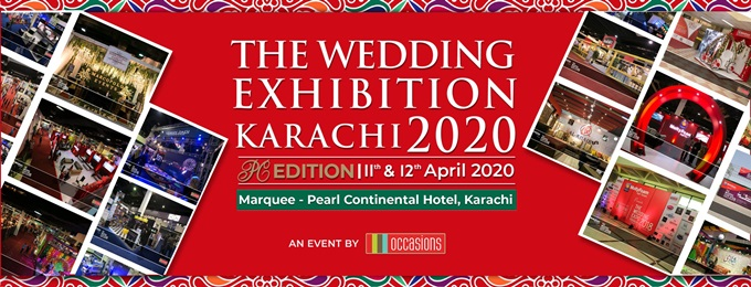 the wedding exhibition karachi