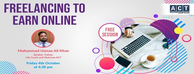freelance training intro session