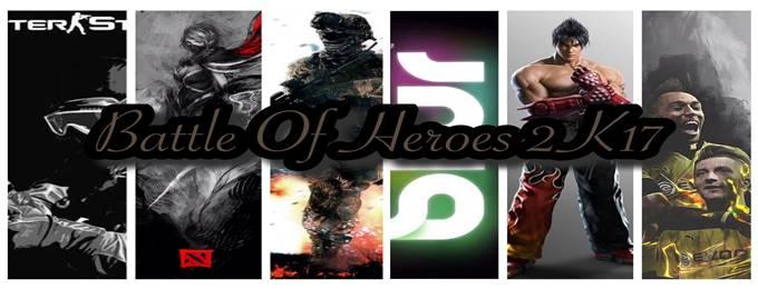 battle of heroes 2k17