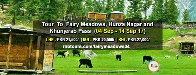 tour to fairy meadows, hunza valley and khunjerab pass