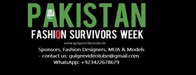 gvt pakistan fashion survivors week #pfsw17