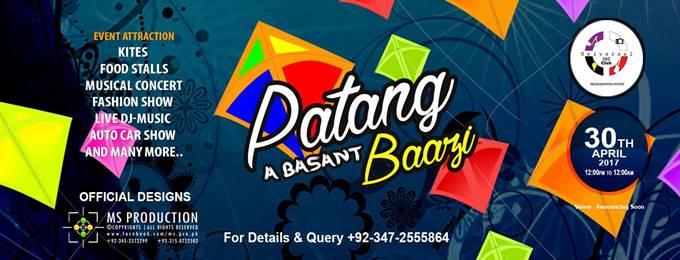 PatangBaazi - A Basant
