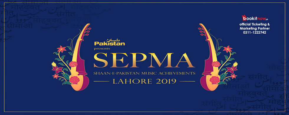 shaan-e-pakistan music achievements 2019 sepma