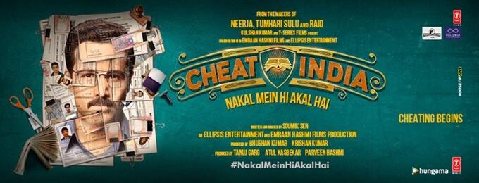 why cheat india