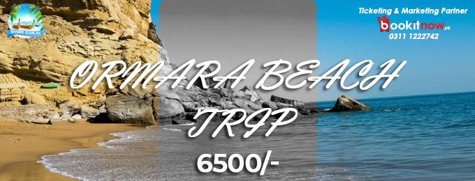 ORMARA BEACH TRIP