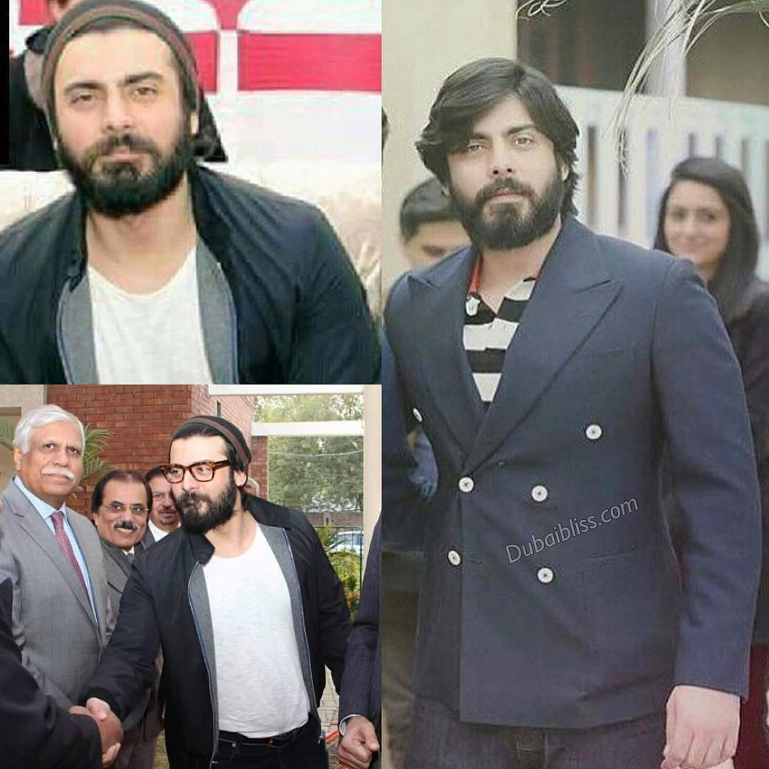 Fawad Khan's Novel Look For Maula Jatt 2