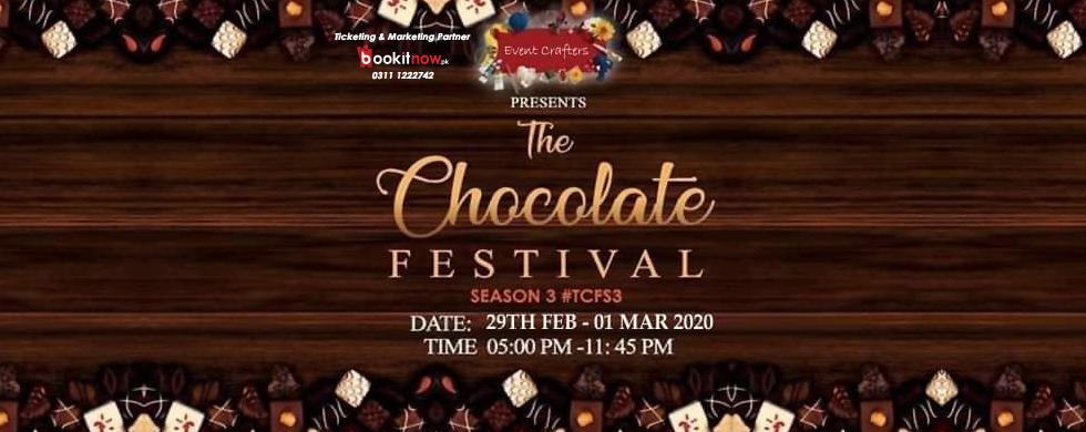 the chocolate festival season 3