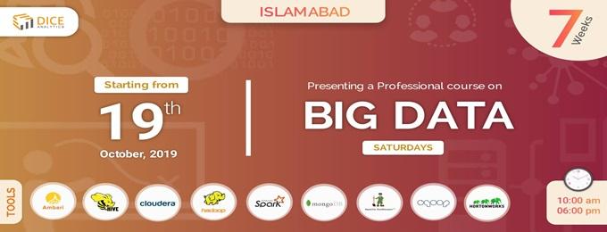 islamabad: big data training