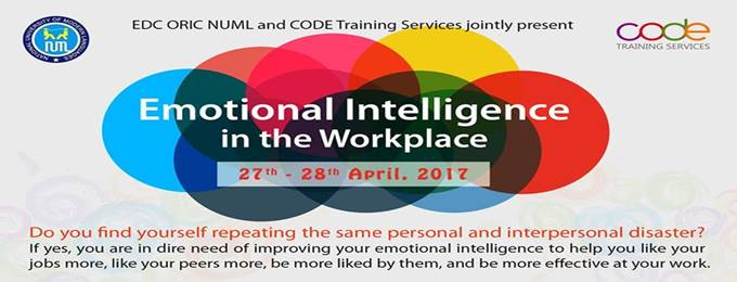 2 Day Training - Emotional Intelligence in the Workplace