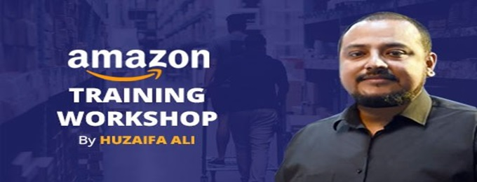 online live training workshop - sell on amazon from pakistan