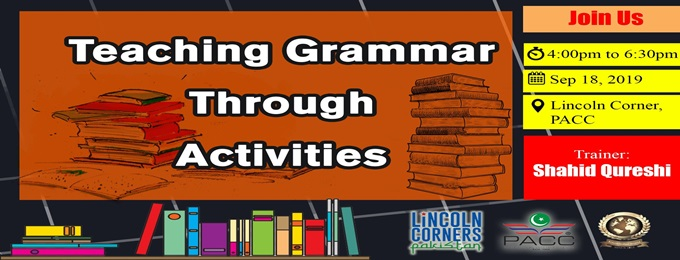 teaching grammar through activities