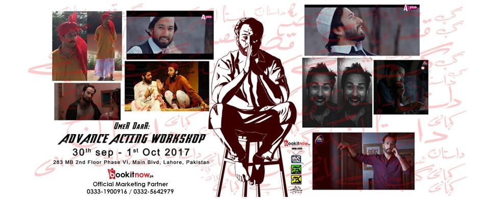 advanced acting workshop