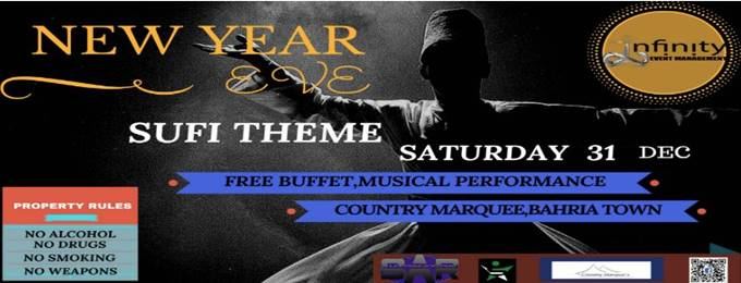 New Year Eve For Families (Sufi Themed) Islamabad