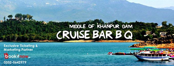 Cruise Bar B Q ( Middle Of Khanpur Dam) Islamabad