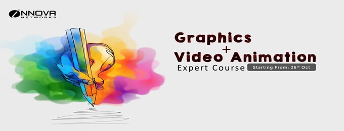 graphics + video animation expert course