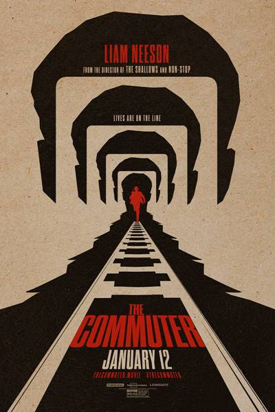 the commuter (2d)