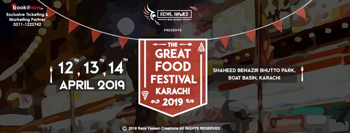 the great food festival karachi 2019