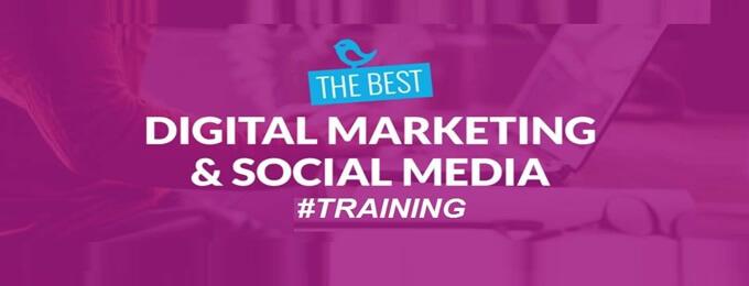 social media marketing training & jobs