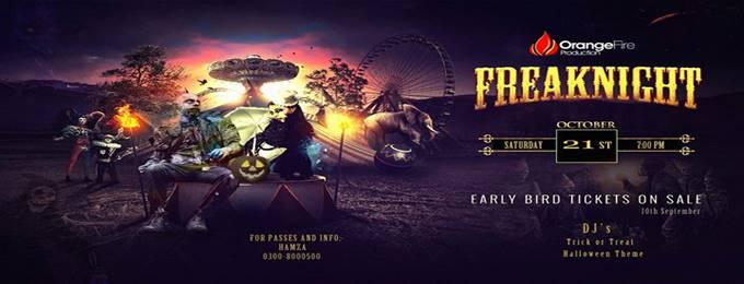Freak Night (Orange Fire Production)