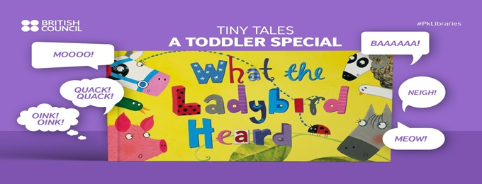 tiny tales: a toddler special