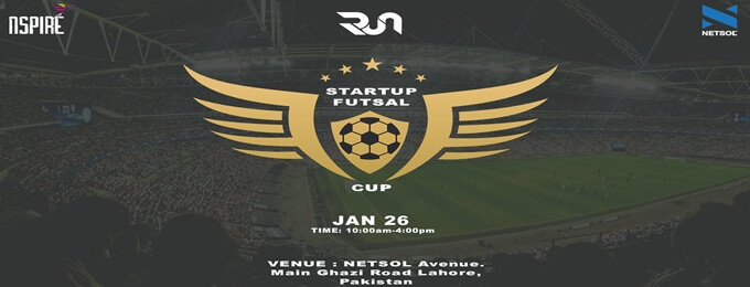 startup futsal cup'19