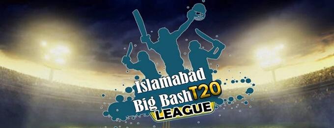 islamabad big bash t20 league
