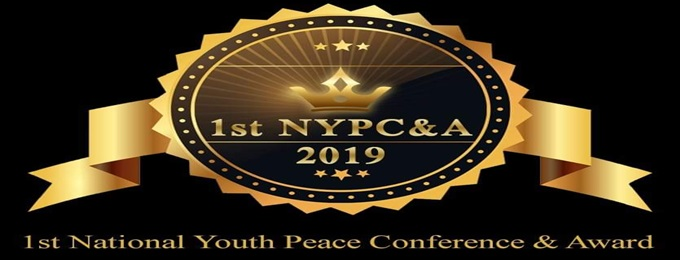 1st national youth peace conference & award 2019 (karachi)