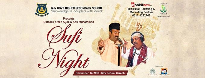 Sufi Night-Presented By Akhuwat