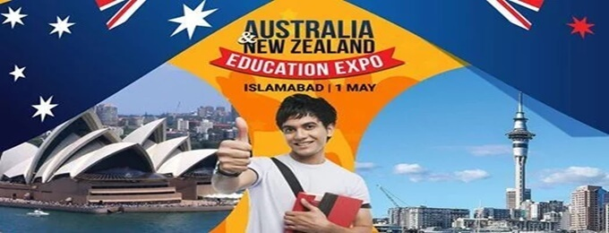 australia & new zealand education expo 2019 - islamabad