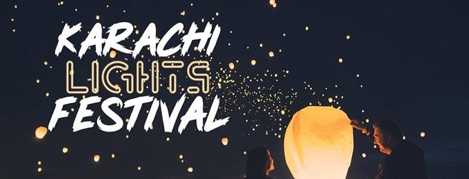 karachi lights festival